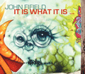 Goran was the mixing engineer on John Fifield's CD: It Is What It Is.